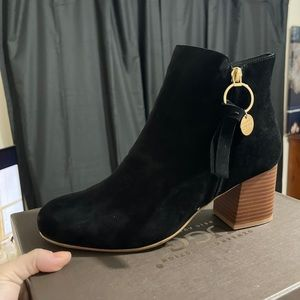 Ladies Size 10 Boots don't fit to big Brand New